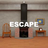 脱出ゲーム 暖炉のある部屋