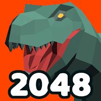 恐竜 2048: マージ・ジュラシックワールド
