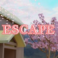 脱出ゲーム 桜と学校
