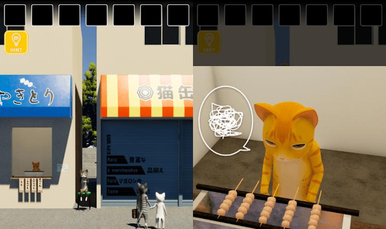 『脱出ゲーム 猫様とアウトローズ』建築とパズルがこのアプリ1つで楽しめちゃう新感覚のストラテ..