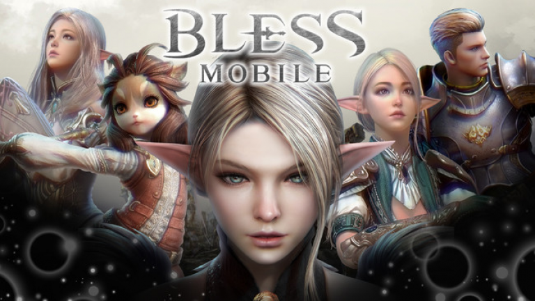 『BLESS MOBILE』王道かつ最先端!セクシーでキュートな美少女が沢..