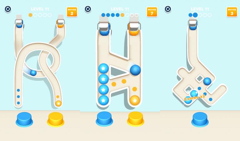 Pile It 3D、2種類の生物を融合させて、新しい生物を生み出そう!