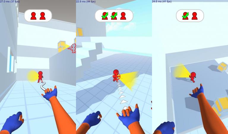 『Webby Boi』建築とパズルがこのアプリ1つで楽しめちゃう新感覚のストラテ..