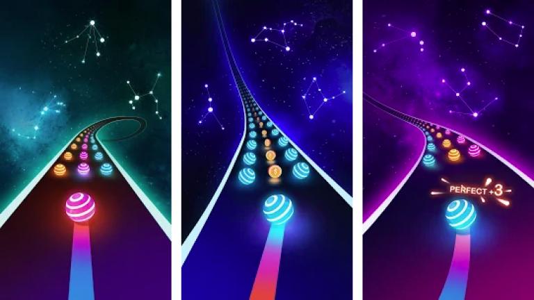 『Dancing Road: Color Ball Run!』睡眠中も、仕事中も、他のゲームを遊んでいる時も24時間いつ..