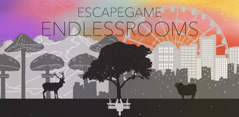 脱出ゲーム EndlessRooms、侵攻、協力、裏切り、様々な策略を巡らせて領土を広げていき、..