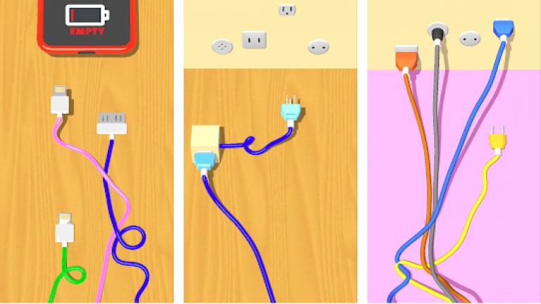 『Connect a Plug』建築とパズルがこのアプリ1つで楽しめちゃう新感覚のストラテ..