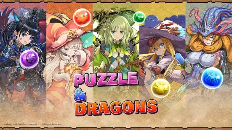 『パズル&ドラゴンズ』パズルゲームを楽しみながら自分だけの可愛いお庭..