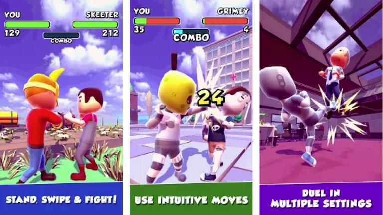 『Swipe Fight!』人気webアニメ、みるタイツをテーマにしたオリジナル要素満..