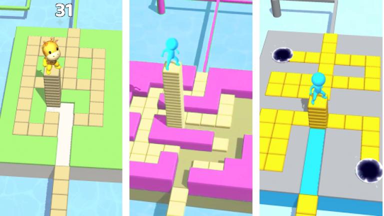 Stacky Dash、様々なパチンコ、パチスロが遊べるギャンブル系アプリゲーム!
