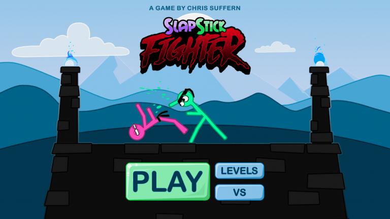 『Slapstick Fighter』パズルゲームを楽しみながら自分だけの可愛いお庭..