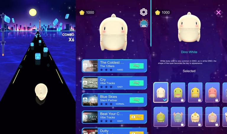 『ビートラッシュ!』建築とパズルがこのアプリ1つで楽しめちゃう新感覚のストラテ..