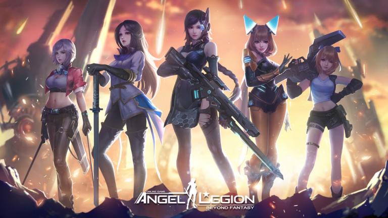 『天使軍団』地味な女の子を綺麗に大変身させてあげるパズルゲーム!